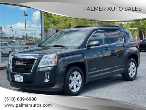 2014 GMC Terrain for sale at Palmer Auto Sales in Menands NY