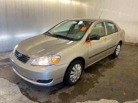 2007 Toyota Corolla for sale at Doug Dawson Motor Sales in Mount Sterling KY
