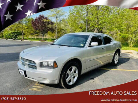 2010 Dodge Charger for sale at Freedom Auto Sales in Chantilly VA