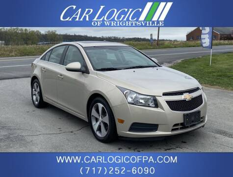 2011 Chevrolet Cruze for sale at Car Logic in Wrightsville PA