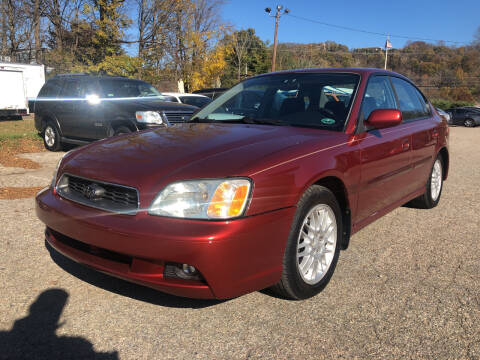 2004 Subaru Legacy for sale at Used Cars 4 You in Serving NY
