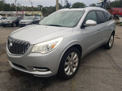 2013 Buick Enclave for sale at Castle Used Cars in Jacksonville FL