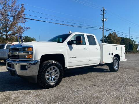 2017 Chevrolet Silverado 2500HD for sale at 216 Auto Sales in Mc Calla AL
