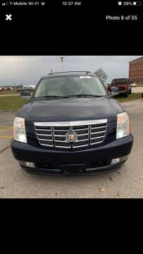 2008 Cadillac Escalade for sale at Worldwide Auto Sales in Fall River MA