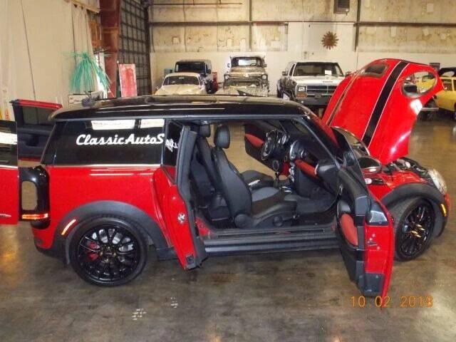 2009 MINI Cooper Clubman for sale at Classic AutoSmith in Marietta GA