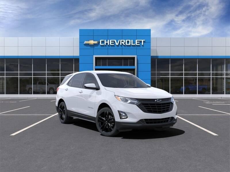 2021 Chevrolet Equinox for sale at MATTHEWS HARGREAVES CHEVROLET in Royal Oak MI