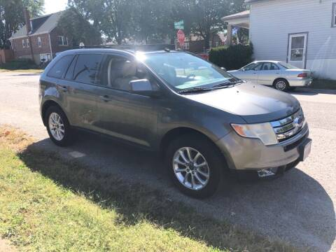 2009 Ford Edge for sale at DC Auto Sales Inc in Saint Louis MO