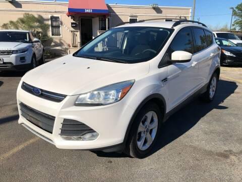 2013 Ford Escape for sale at Saipan Auto Sales in Houston TX