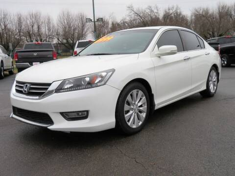 2013 Honda Accord for sale at Low Cost Cars North in Whitehall OH