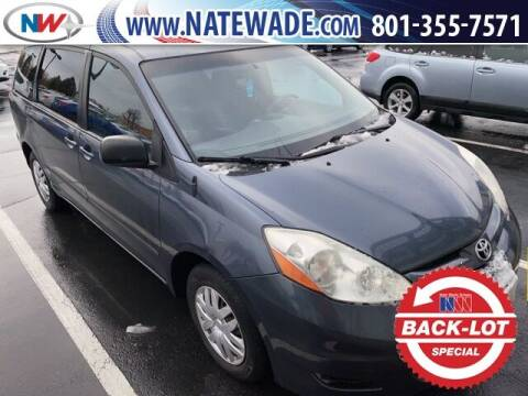 2006 Toyota Sienna for sale at NATE WADE SUBARU in Salt Lake City UT