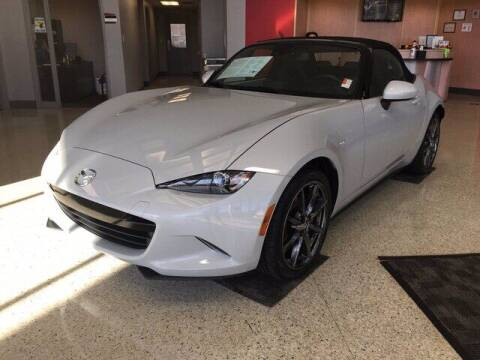 2016 Mazda MX-5 Miata for sale at Credit Union Auto Buying Service in Winston Salem NC