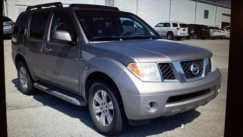 2007 Nissan Pathfinder for sale at CARS PLUS MORE LLC in Cowan TN