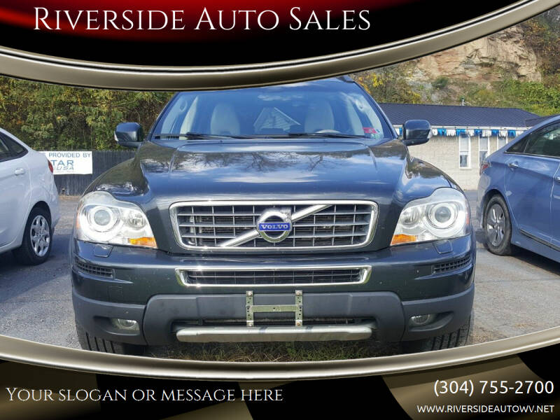 2012 Volvo XC90 for sale at Riverside Auto Sales in Saint Albans WV