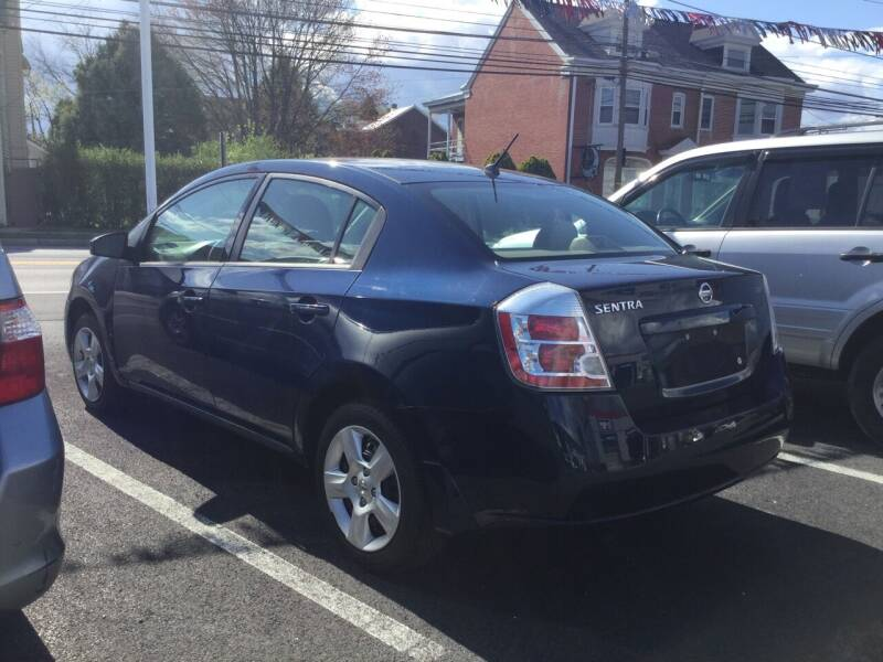 2009 Nissan Sentra for sale at Heritage Auto Sales in Reading PA