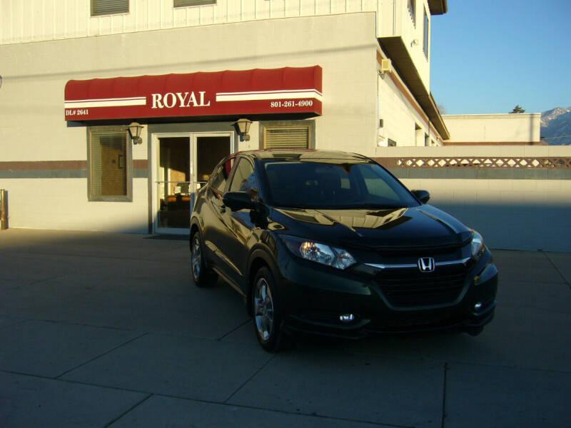 2017 Honda HR-V for sale in Murray, UT
