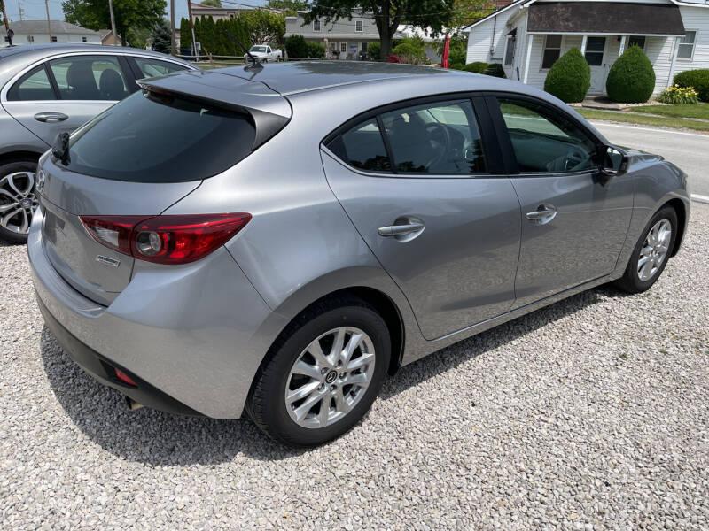 2015 Mazda MAZDA3 for sale at Tiffin Auto Direct in Republic OH