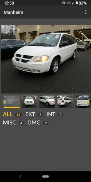 2007 Dodge Grand Caravan for sale at Kidron Kars INC in Orrville OH