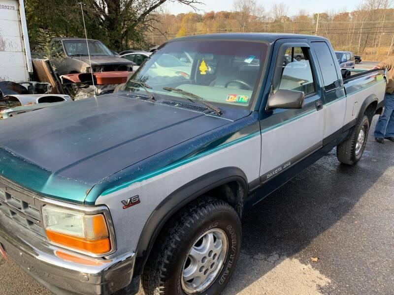 1994 Dodge Dakota for sale at walts auto in Cherryville PA