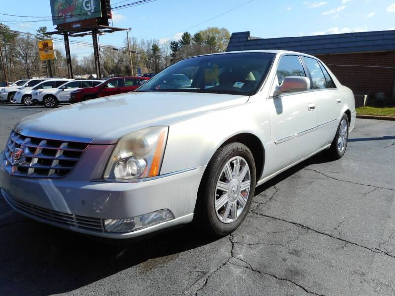 2007 Cadillac DTS for sale at Super Sports & Imports in Jonesville NC