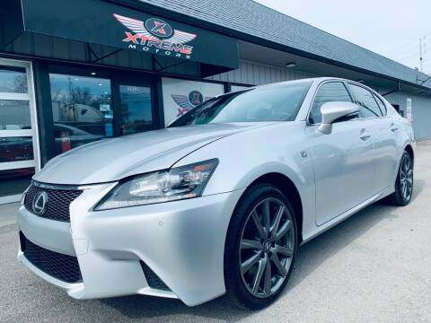 2015 Lexus GS 350 for sale at Xtreme Motors Inc. in Indianapolis IN