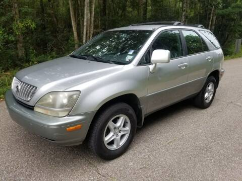 2000 Lexus RX 300 for sale at J & J Auto Brokers in Slidell LA