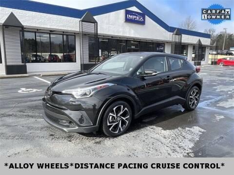 2019 Toyota C-HR for sale at Impex Auto Sales in Greensboro NC