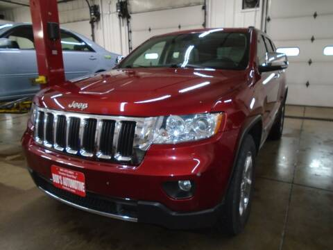 2013 Jeep Grand Cherokee for sale at BOBS AUTOMOTIVE INC in Fairfield IA