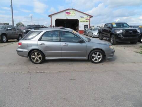 2007 Subaru Impreza for sale at Jefferson St Motors in Waterloo IA