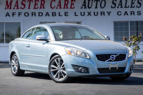 2012 Volvo C70 for sale at Mastercare Auto Sales in San Marcos CA