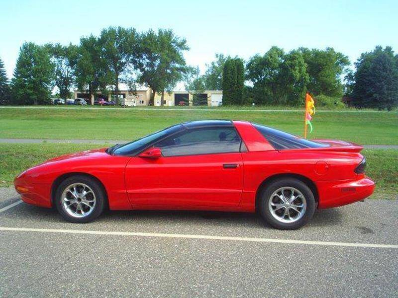 1994 Pontiac Firebird for sale at Dales Auto Sales in Hutchinson MN