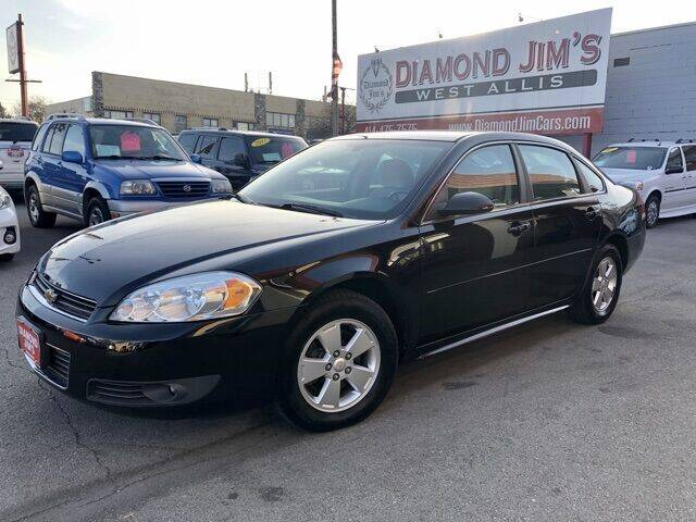 2011 Chevrolet Impala for sale at Diamond Jim's West Allis in West Allis WI