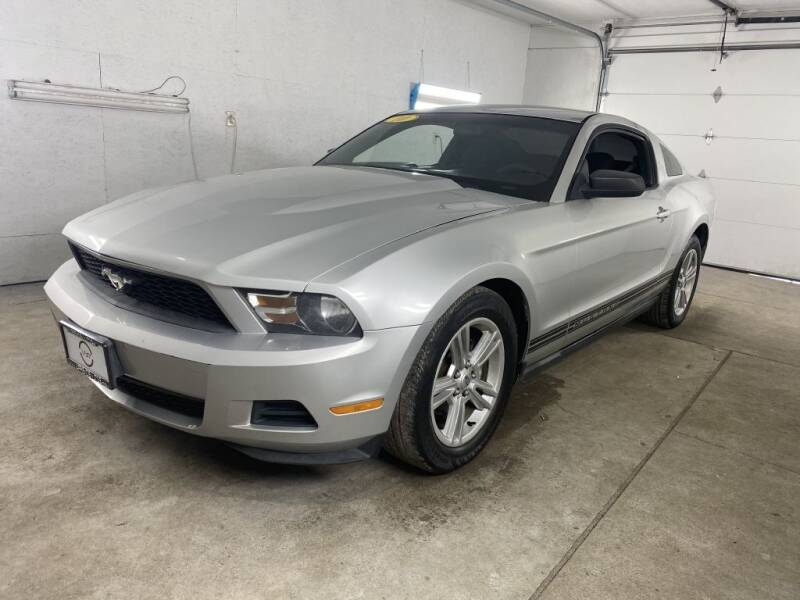 2010 Ford Mustang for sale at 4 Friends Auto Sales LLC in Indianapolis IN