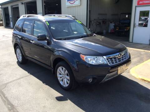 2012 Subaru Forester for sale at TRI-STATE AUTO OUTLET CORP in Hokah MN