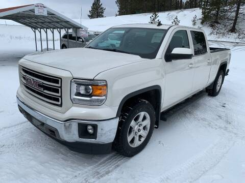 2014 GMC Sierra 1500 for sale at CARLSON'S USED CARS in Troy ID