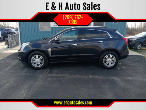 2016 Cadillac SRX for sale at E & H Auto Sales in South Haven MI