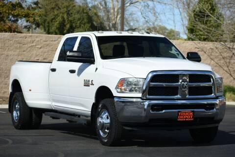 2015 RAM Ram Pickup 3500 for sale at Sac Truck Depot in Sacramento CA