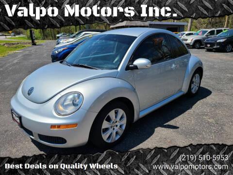 2008 Volkswagen New Beetle for sale at Valpo Motors Inc. in Valparaiso IN