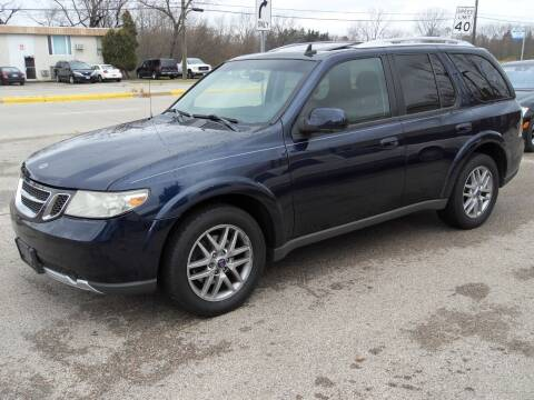 2009 Saab 9-7X for sale at GLOBAL AUTOMOTIVE in Gages Lake IL