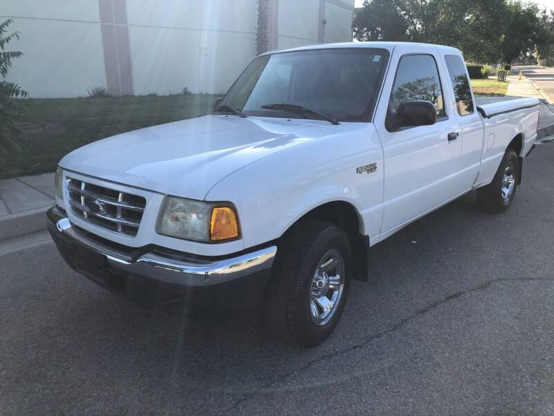 2002 Ford Ranger for sale at C & C Auto Sales in Colton CA