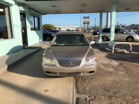 2007 Hyundai Azera for sale at Max Motors in Corpus Christi TX