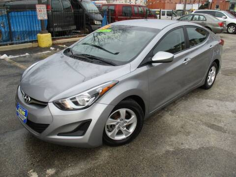 2015 Hyundai Elantra for sale at 5 Stars Auto Service and Sales in Chicago IL