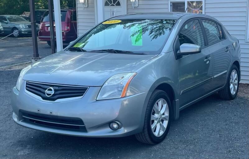 2010 Nissan Sentra for sale at Landmark Auto Sales Inc in Attleboro MA