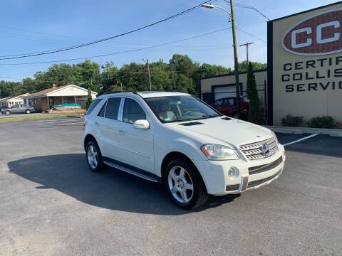 2008 Mercedes-Benz M-Class for sale at EMH Imports LLC in Monroe NC