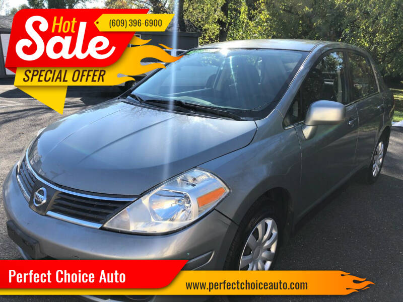 2007 Nissan Versa for sale at Perfect Choice Auto in Trenton NJ