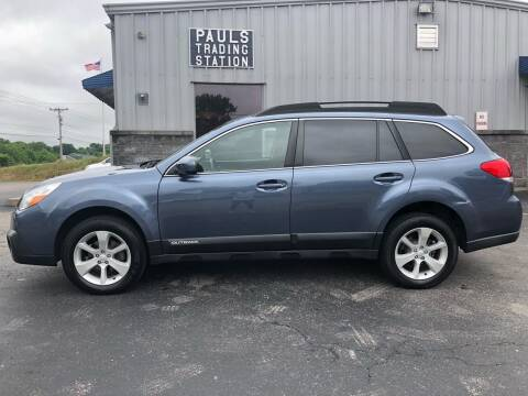 2013 Subaru Outback for sale at Ron's Auto Sales (DBA Paul's Trading Station) in Mount Juliet TN