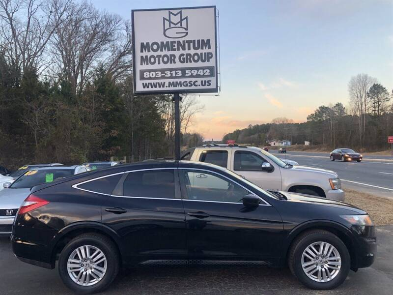 2012 Honda Crosstour for sale at Momentum Motor Group in Lancaster SC
