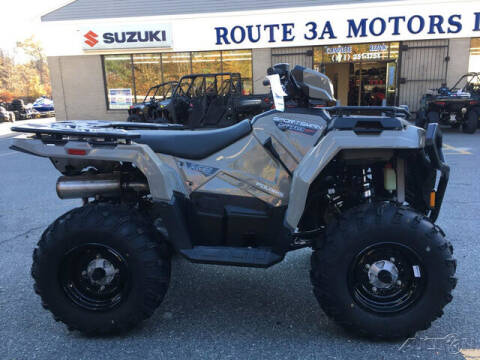 2021 Polaris Sportsman 570 for sale at ROUTE 3A MOTORS INC in North Chelmsford MA