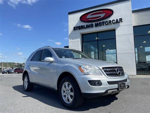 2007 Mercedes-Benz M-Class for sale at Sterling Motorcar in Ephrata PA