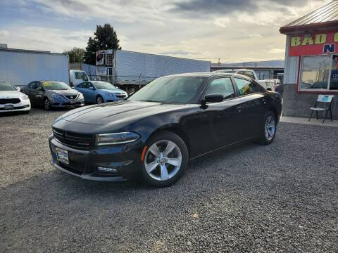2017 Dodge Charger for sale at Yaktown Motors in Union Gap WA