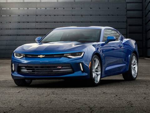 2018 Chevrolet Camaro for sale at Sundance Chevrolet in Grand Ledge MI